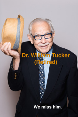 Dr. William Tucker, OD