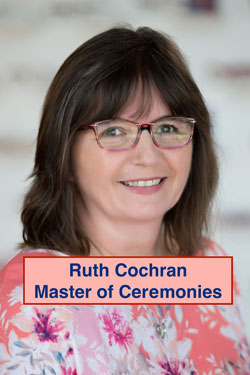 Ruth Cochran, MC